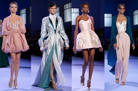 Ulyana Sergeenko Couture SS14 Photos Olesya Okuneva