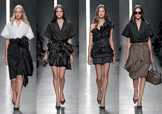 Bottega Veneta collection Femme été 2014