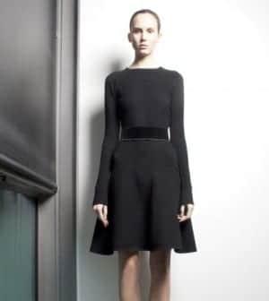 4 secrets pour toujours bien porter la robe noire - Fashion Spider 0a19ca9b5d1