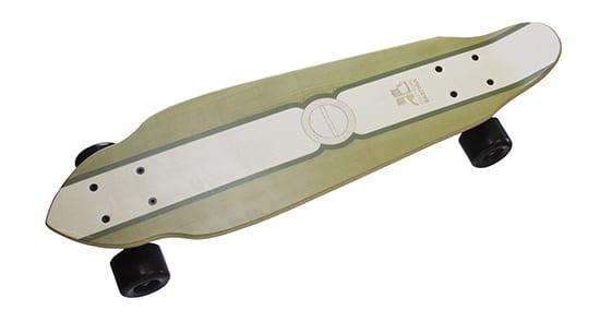 Skateboard Mini Cruiser Diva Courreges X Eastpack