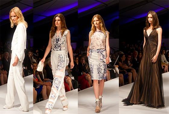BCBG MAXAZRIA Fashionn-week Tunis 2014 @FFDESIGNER