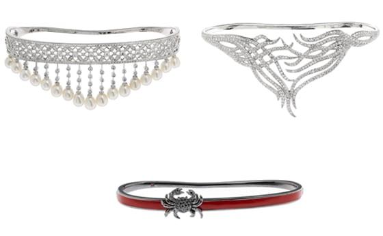 Bracelets de main Gaydamak