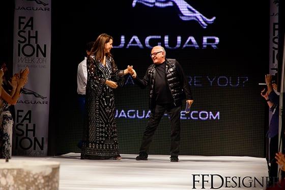Max Azria Fashion week Tunis 2014 @ FFDESIGNER