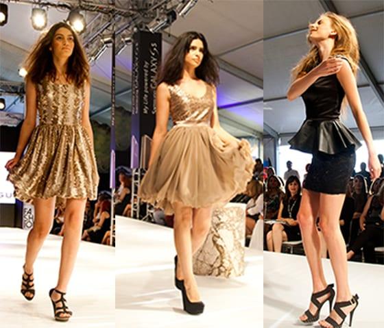 Myriem Cherigui-fashion-week Tunis 2014