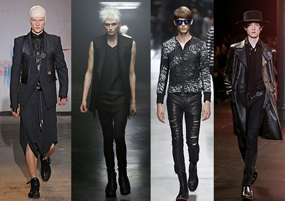 Boris Bidjan Saberi-Julius-Rynshu-Saint Laurent Paris-PE 2015