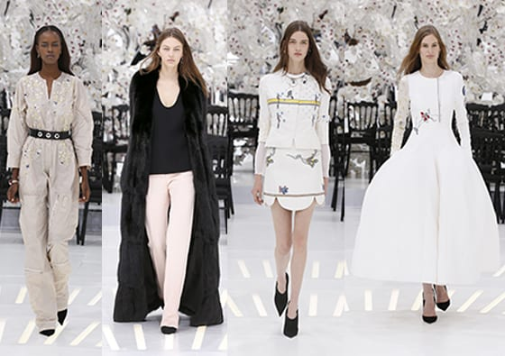 Christian Dior Haute Couture AH 2014-15
