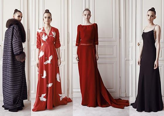 Delphine Manivet-Couture AH 2014-15
