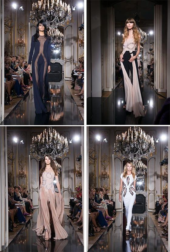 Loris Azzaro- Couture AH 2014-15