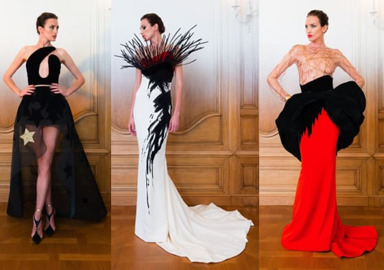 Stephane Rolland Haute Couture AH 2014-15