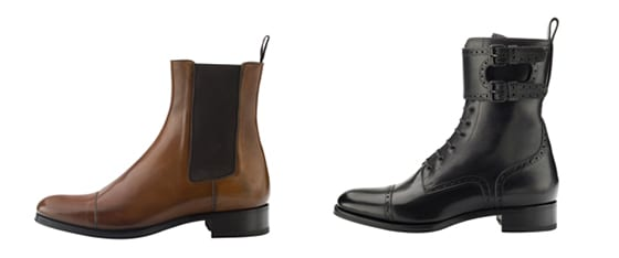 Chrisitan Louboutin-Collection Homme AH 2014-15-boots Antonio et  Toerless