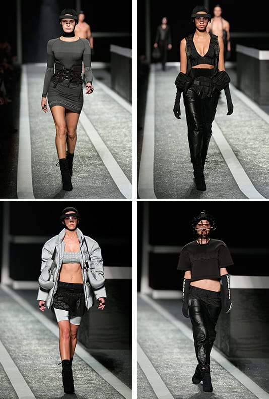 Alexander Wang x hm-runway Femme