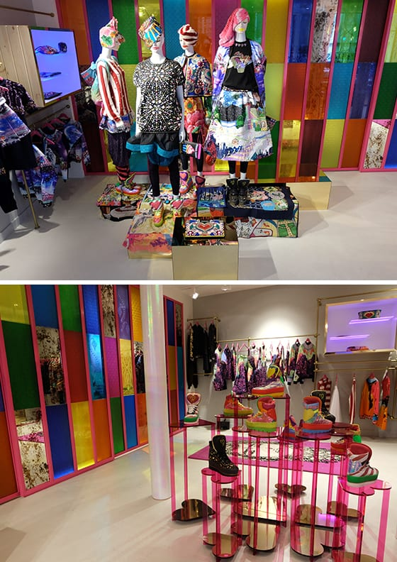 Boutique Manish Arora Paris