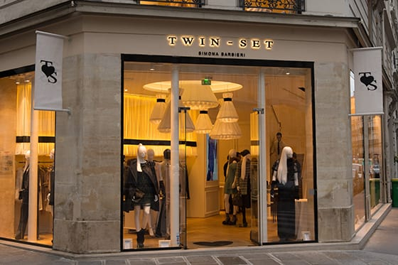 Boutique - Twin-Set Paris Rive Gauche