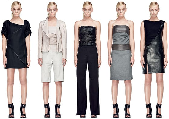 Collection  Hussein Chalayan pour VSP PE 2015