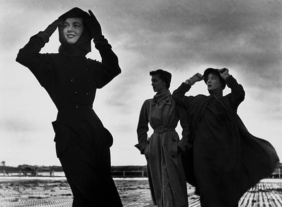 Model Bettina For Vogue © Robert Doisneau / Gamma Rapho