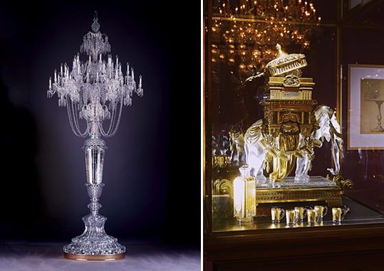 Exposition_Baccarat_Candelabre du Tsar_Cave_a_liqueur_elephant_photos_laurent_parrault