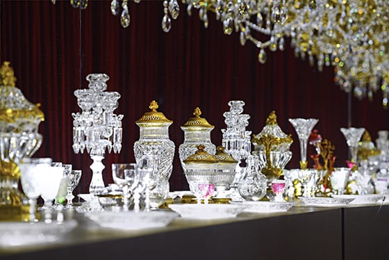 Exposition_Baccarat_Les_Fastes_de_la_Table_Laurent_Parrault