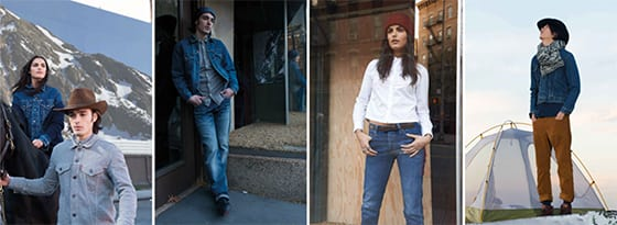 Levis Icons Fall 14