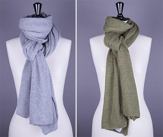 Les fans de la soie seront séduits par la ligne de foulards qu Ana Quasoar  propose en deux formats, étole ou carré, permettant de s adapter au goût de  ... 5009f99f2dd