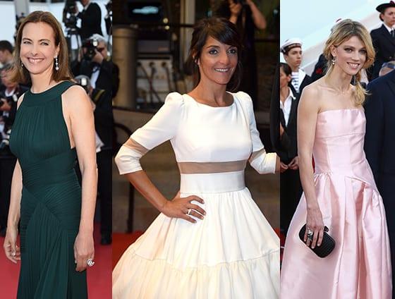 Cannes_2015_Carole_Bouquet_Florence_Foresti_Masha_Rassam_Bijoux_Boucheron