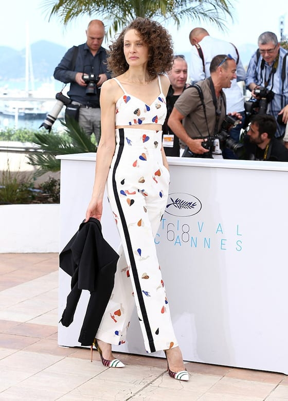 Cannes_2015_Chrystelle Saint_Louis_Augustin_en_Schiaparelli