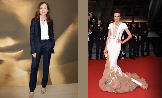 Cannes_2015_Isabelle_Huppert-en_Stella_McCartney_et_Nievez_Alvarez_en_Stephane_rolland