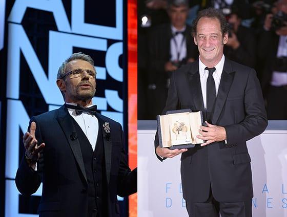 Cannes_2015_Lambert_Wilson_et_Vincent_Lindon_en Dior_Homme