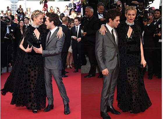 Cannes_2015_Sienna_Miller_en Sonia_Rykiel_et bjoux_Bvlgari