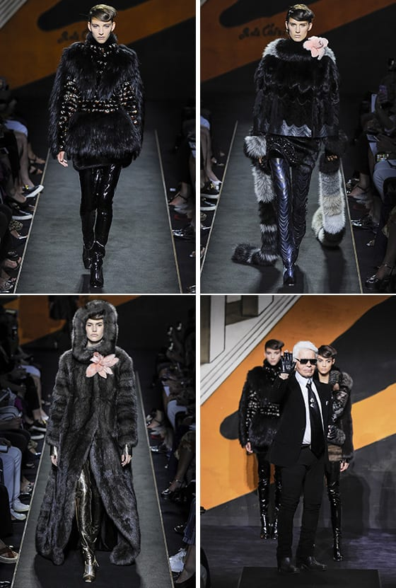 Fendi_Collection_50_ans Karl_Lagerfeld_AH_2015-16