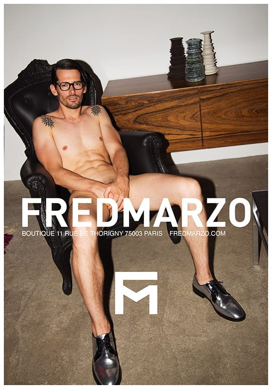 CAMPAGNE_Fred_Marzo_Capsule_Homme_FW_2015-16