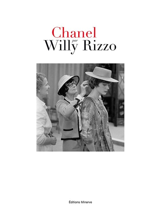 Chanel_par_Willy_Rizzo_éditions_Minerve
