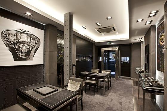 Boutique_HUBLOT_Paris