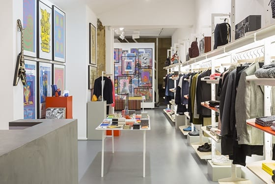 Boutique_Paul_Smith Marais_Paris