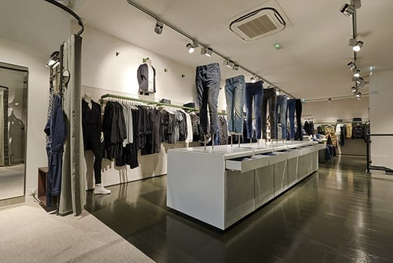 G-Star_store_Paris_Bastille_Denim
