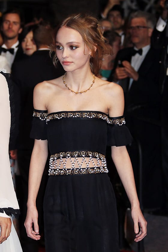 Lily-Rose_DEPP_en Chanel_Cannes_2016