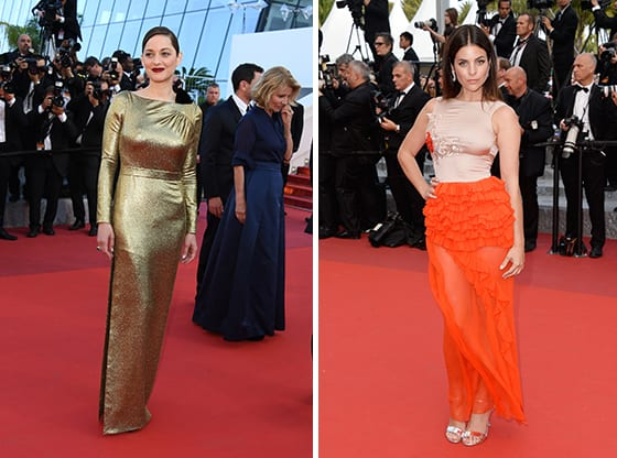 Marion_Cotillard_et_Julia_Roitfeld_en_Christian_Dior_Cannes_2016_©_Getty_images