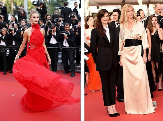Rosie_Huntington_Whiteley_et_Sandrine_Kiberlain_en Alexandre_Vauthier_Cannes_2106