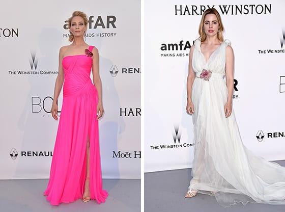 Uma_Thurman_et_Melissa_George_en Schiaparelli_Cannes_2016