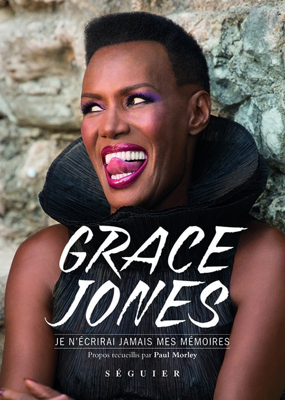 Grace_Jones_editions_Seguier