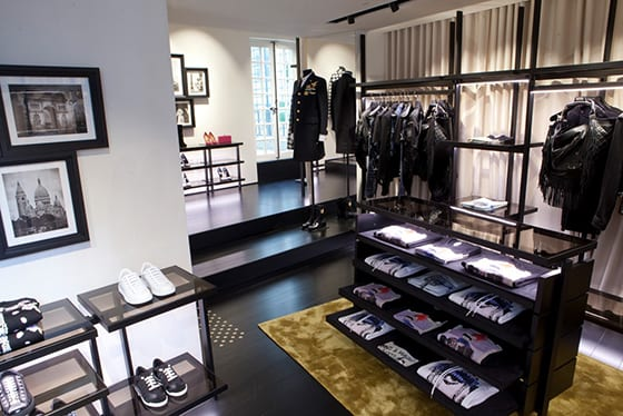 DSquared2_Boutique_Saint_Germain_des_Pres_Paris