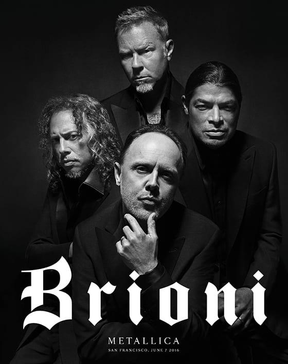 Brioni_Campagne_2016_Metallica_San_Francisco