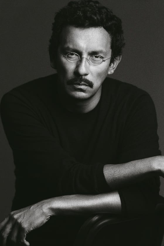 Haider_Ackermann_ ©_Mark Abrahams