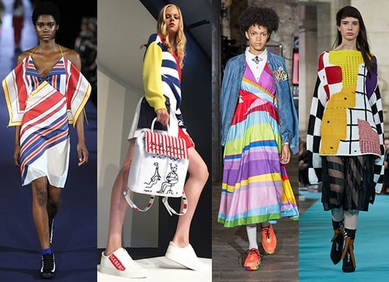 Fashion-Spider_tendances_SS17_Couleurs_Pop_Alexis_Mabille_Iceberg_par_Jean-Charles_de_Castelbajac_Manish_Arora_Off-White