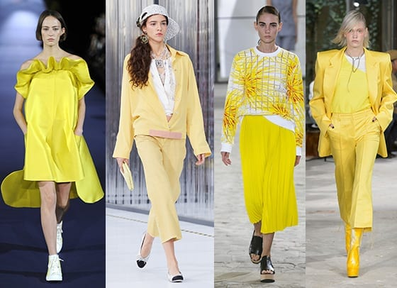 Fashion-Spider_tendances_SS17_Jaune_Alexis_Mabille_Chanel_Gauchere_Masha_Ma