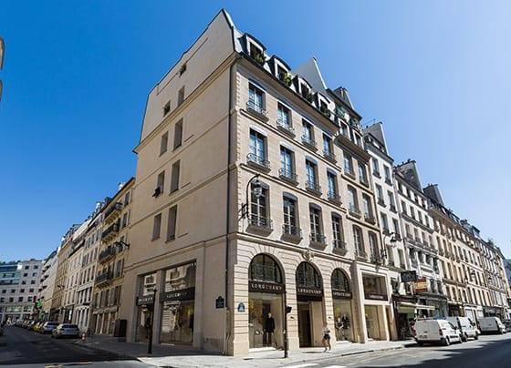 Immeuble_Longchamp_ saint_honore