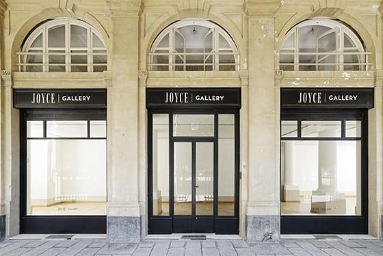 Joyce_Gallery_Galerie_de_Valois_Jardin_du_Palais_Royal_75001_Paris