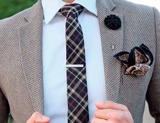 Trendhim_cravate-en_laine_noire_retro