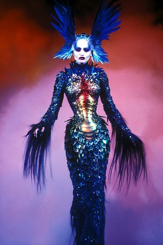 Thierry Mugler_haute_couture_1997_©-Guy_Marineau
