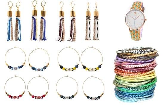 Boucles_d_oreilles_et_pendentifs_Amahle_Montre_Charlie_Watch_bracelets_Karuni