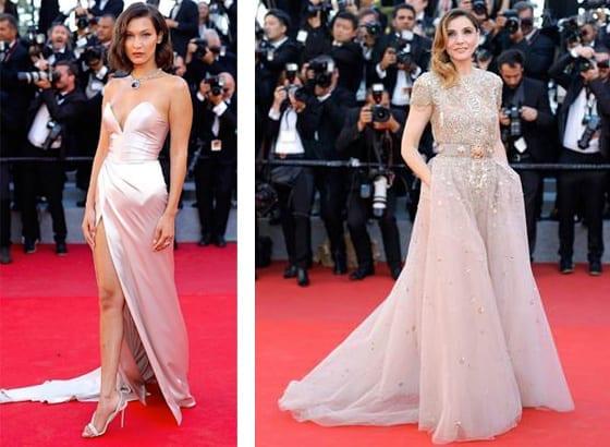 Cannes_2017_Bella_Hadid_en_Alexandre_Vauthier_Clotilde_Courau_en_Elie_Saab
